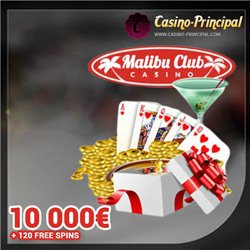 bonus promotion malibu casino